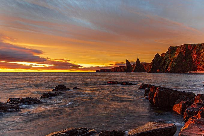 Duncansby Sunrise